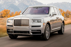 Rolls-Royce Won't Ditch Turbo V12 For Hybrid Power After All