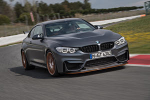 Nurburgring Not Just For Lap Records Say BMW