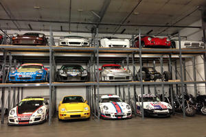 Rich Car Collectors Are Investing In Apocalypse Proof Warehouses