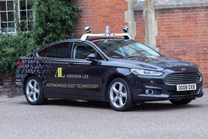 London Cabs May Be Completely Autonomous By 2021