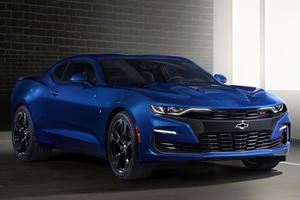 Chevy Wants To Know If You Would Buy A Hybrid Camaro