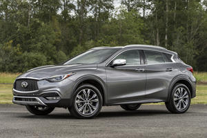 Infiniti Plots New Subcompact Crossover