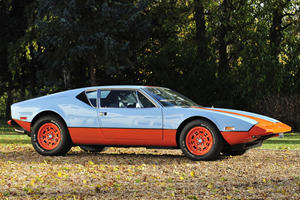 Is De Tomaso About To Make A Comeback?