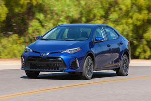 Redesigned Toyota Corolla Sedan Coming In 2020