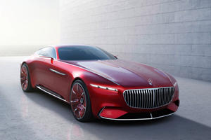 Maybach Could Make Standalone Luxury Models In The Future