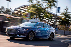 Ford Will Be The First Company With Self-Driving Cars In The US Capital
