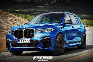 600-HP BMW X7 M Needs To Become A Reality