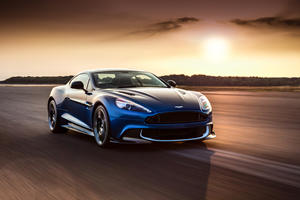 Someone Paid $26 Million To Build The Old Aston Martin Vanquish