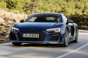 2019 Audi R8 Sharpens Up With More Power And Fresh Design