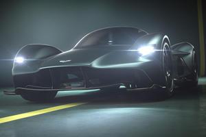 Aston Martin Valkyrie Will Have Insane Aerodynamics
