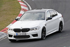 Could This Be The BMW M5 CS?