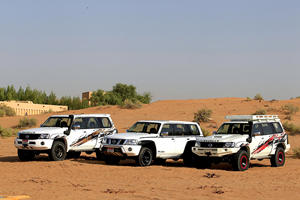 Nissan Patrol Safari Range Expanded