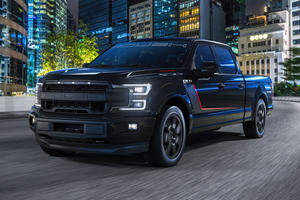 Roush's Ford F-150 Nitemare Now Packs A 650-HP Punch