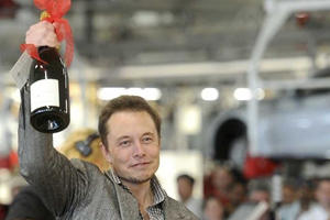 Tesla Turns A Profit For The First Time In Years
