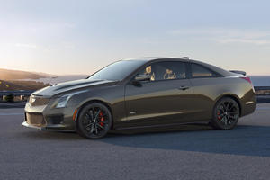 Cadillac Celebrates V-Series With Pedestal Editions