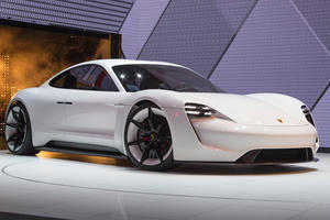 Here's Proof Porsche Taycan Is Being Benchmarked Against Tesla Model S