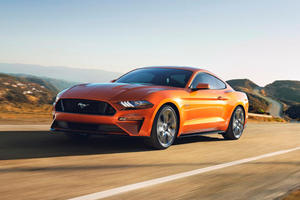 Ford Mustang Commercial Banned For Encouraging Dangerous Driving