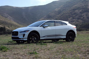 2019 Jaguar I-Pace Test Drive Review: No Mercy For Tesla