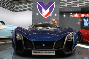Marussia B2 is Officially Sold Out