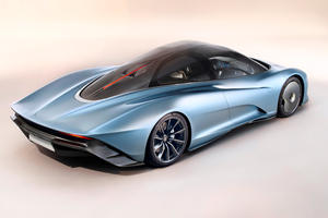 Meet The McLaren Speedtail: F1 Successor Arrives With 1,035-HP And 250-MPH Top Speed
