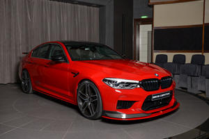 AC Schnitzer Dials Up BMW M5 Competition To 700 HP
