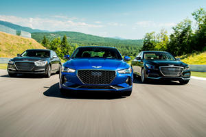 2019 Genesis G80 Arrives With New Sport Package And Upgraded Tech