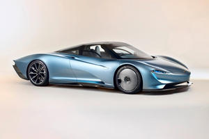 McLaren Speedtail Owners May Have Trouble Driving It On US Roads