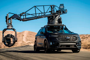 2019 Ford Edge ST Is Hollywood's High-Speed Chase Scene Camera Car