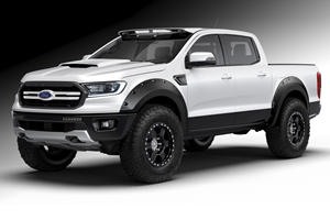 Ford Ranger Shows Its Many Faces Again At SEMA