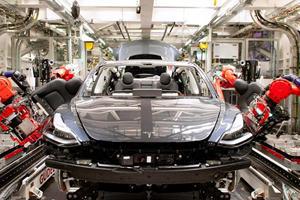 The Feds Are Investigating Tesla For Allegedly Misstating Model 3 Production Figures