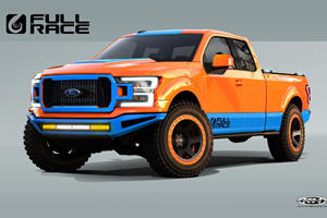Ford Shows Possibilities For America's Top F-Series Trucks At SEMA 2018