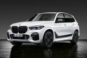 2019 BMW X5 Looks Decidedly Sportier With New M Performance Parts