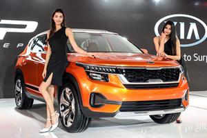 Kia Launching New Crossover In America Originally Designed For India