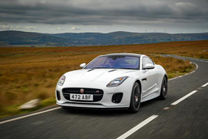 Jaguar F-Type Special Edition Celebrates 70 Years