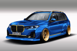 Taking The BMW X7 To The Extreme