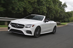 2019 Mercedes-AMG E53 First Drive Review: Open For Business