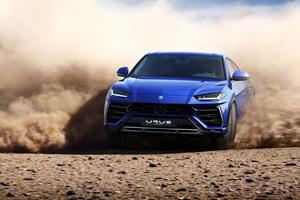 Can The Lamborghini Urus Outsprint A Tesla Model X?