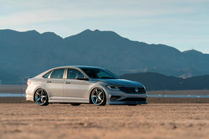 Volkswagen Reveals Customizable New Jetta At SEMA