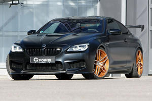 BMW M6 Coupe Turned Into 800-HP Supercar