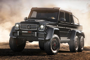 Crazy Offroaders With Over 700 HP