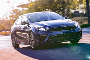 Surprise! Sporty Kia Forte GT Sedan Debuts At SEMA