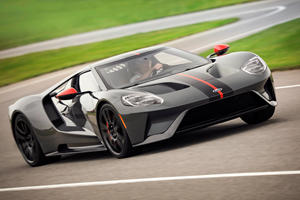 2019 Ford GT Carbon Series Is The Lightest GT Ever