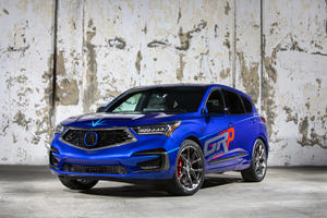 Custom Acura RDX A-Spec Comes To SEMA With 345 HP
