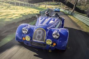 Morgan's Next Sports Car Will Finally Embrace The Modern Era