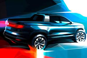 Volkswagen Reveals Yet Another Pickup Truck Concept