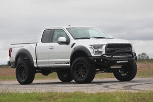 Hennessey Unveils Ford F-150 Raptor With 750 HP Of V8 Power