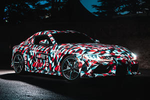 2020 Toyota Supra Officially Confirmed For Detroit Debut