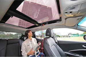 Kia And Hyundai To Introduce Solar Charging Roof Panels