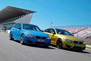 BMW M3 And M4 Recalled As Driveshaft May Fall Out