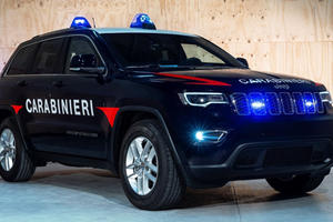 Jeep Grand Cherokee Joins Italian Anti-Terrorism Unit